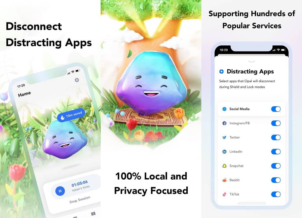 Opal : reprenez le contrôle sur votre vie numérique
