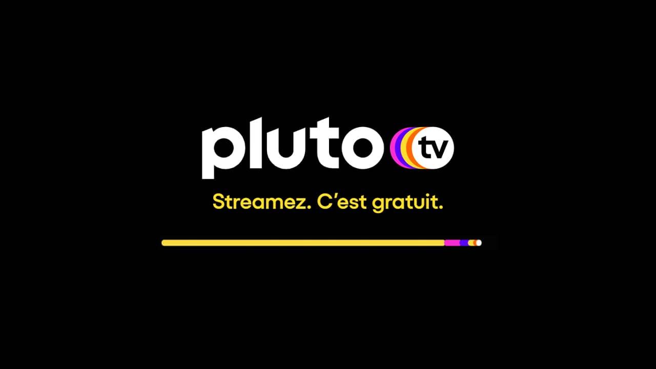 PlutoTV : streaming gratuit