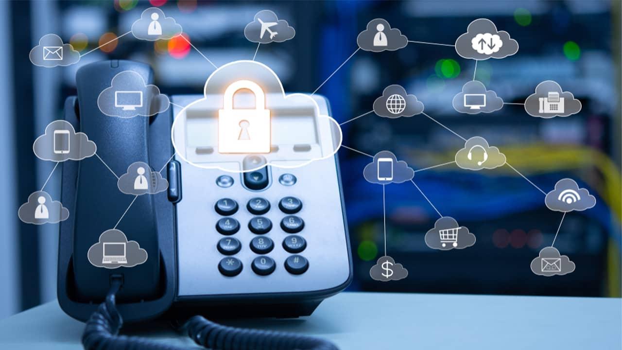 Téléphonie Cloud VoIP