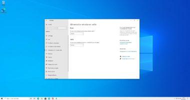 Empêcher Windows 10 d'éteindre votre écran
