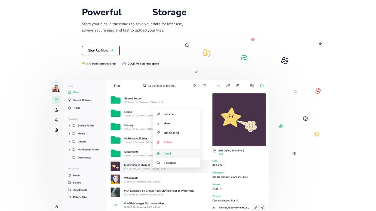 StayFiles : stockage en ligne gratuit