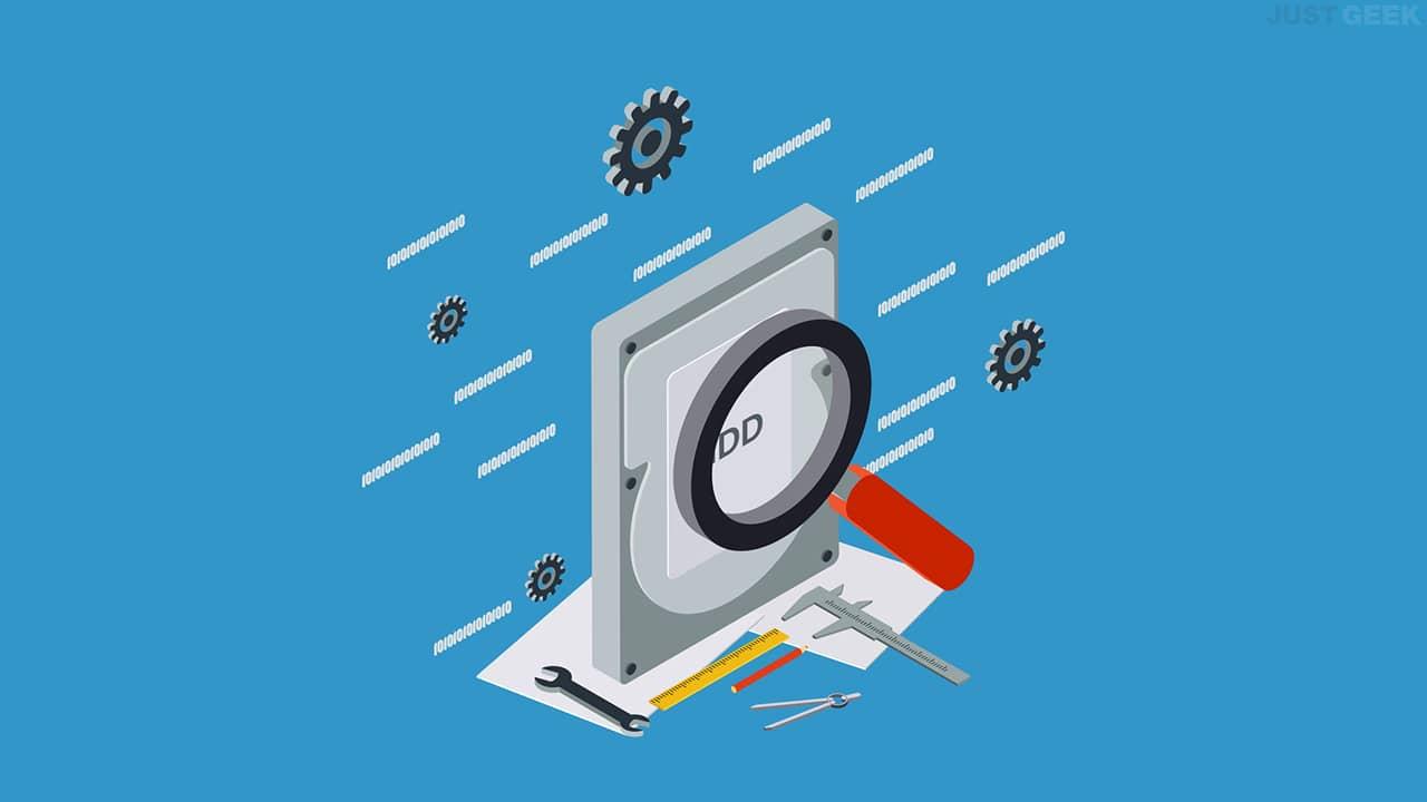 Vérifier l'état de santé d'un HDD ou SSD avec CrystalDiskInfo