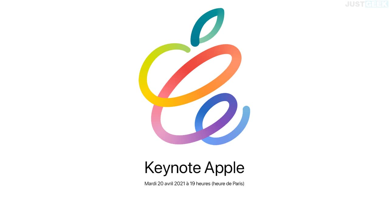 Keynote Apple 2021