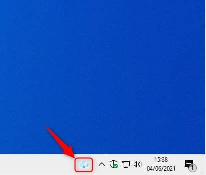 Afficher l'icône du widget « Actualités et champs d'intérêt » dans Windows 10