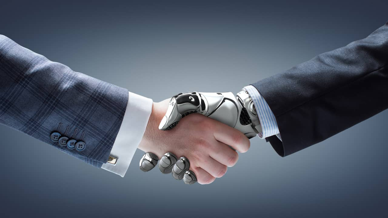 Formation intelligence artificielle illustration