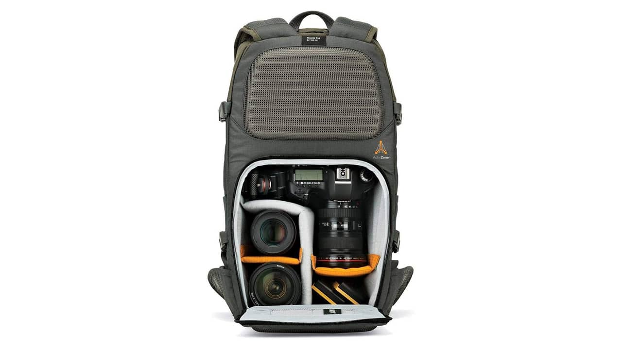 Sac à dos pour les photographes pour les vacances
