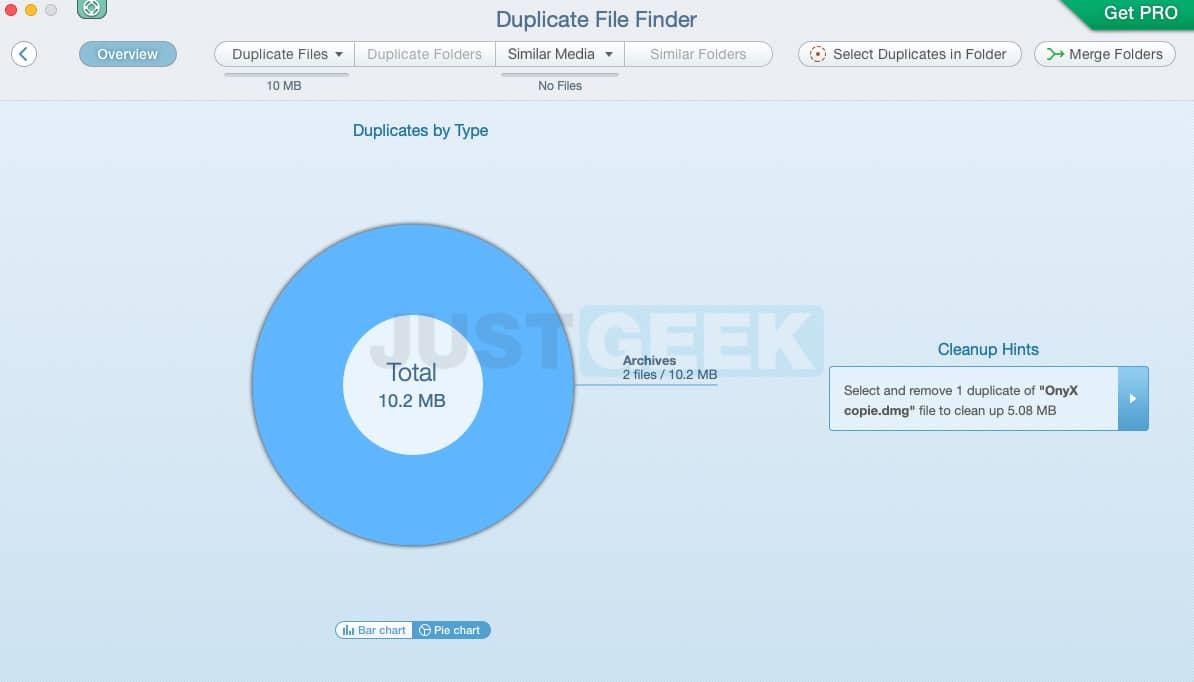 Supprimer les fichiers en double sur votre Mac