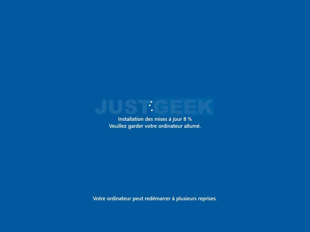 Installation des mises à jour de Windows 11 Insider Preview