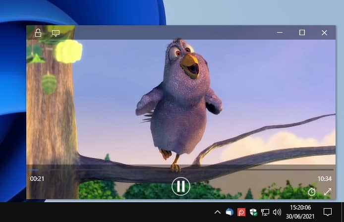 uView Player Lite : lecteur vidéo Picture-in-Picture