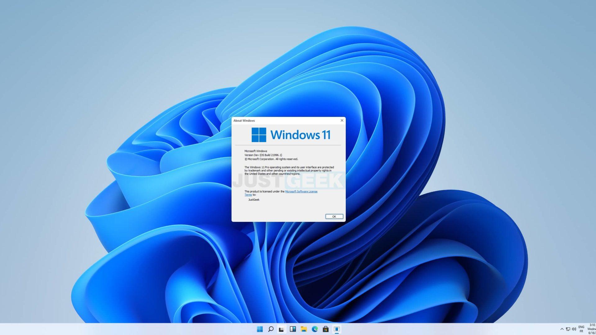 À propos de Windows 11