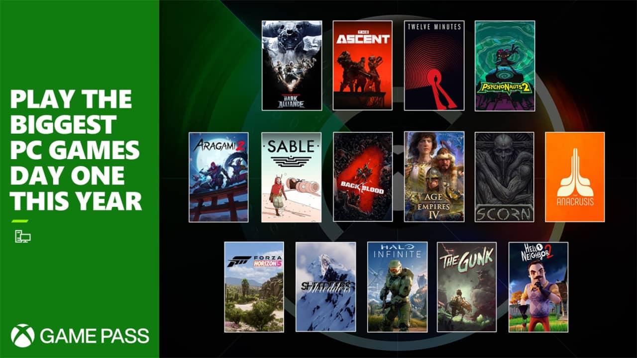 Xbox Game Pass sur PC
