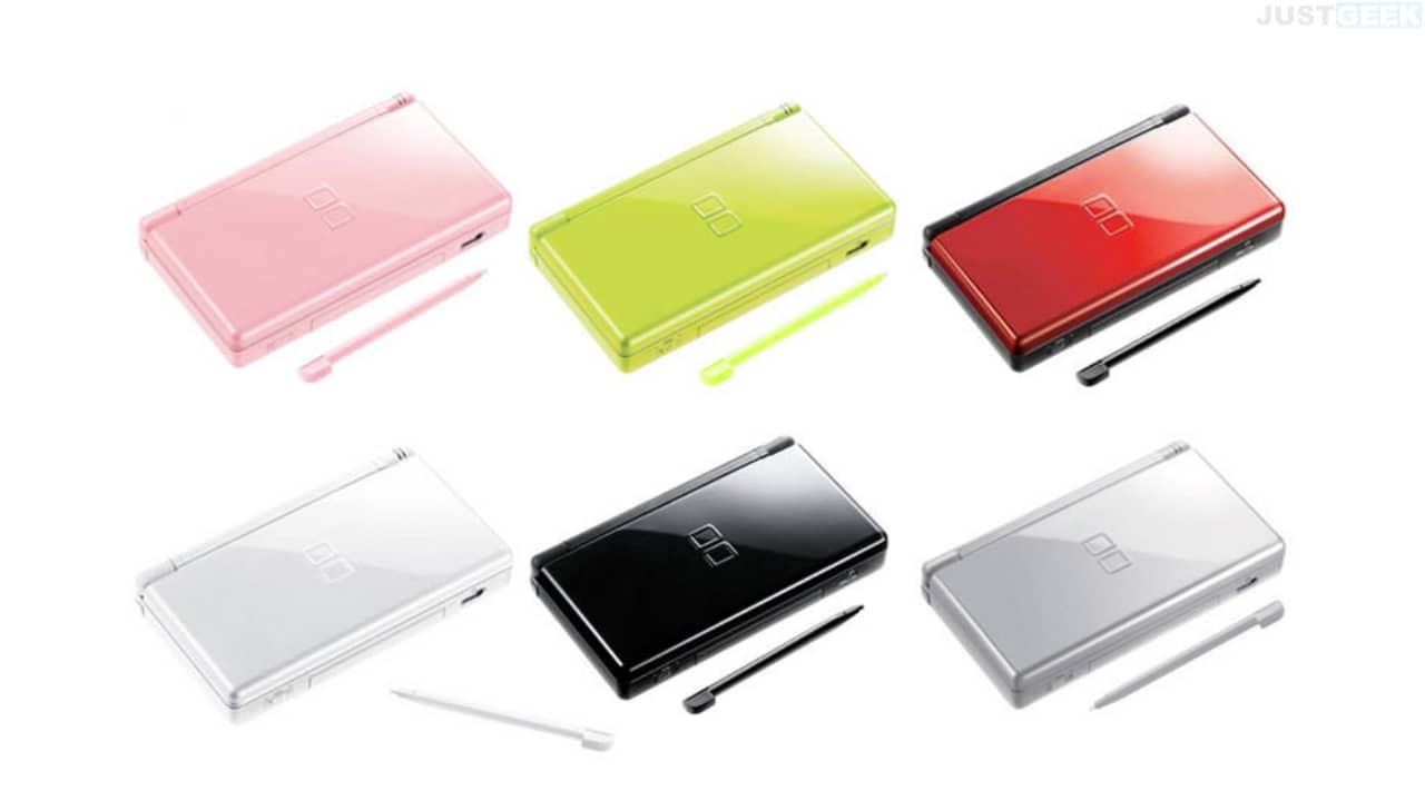 Nintendo DS Lite Coloris