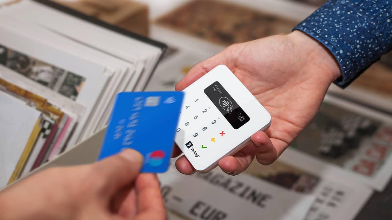 Terminal de paiement portable