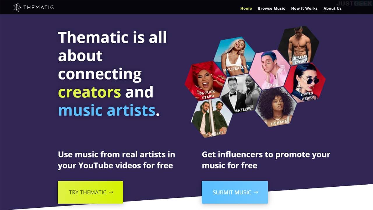 Télécharger gratuitement de la musique libre de droits pour vos vidéos YouTube