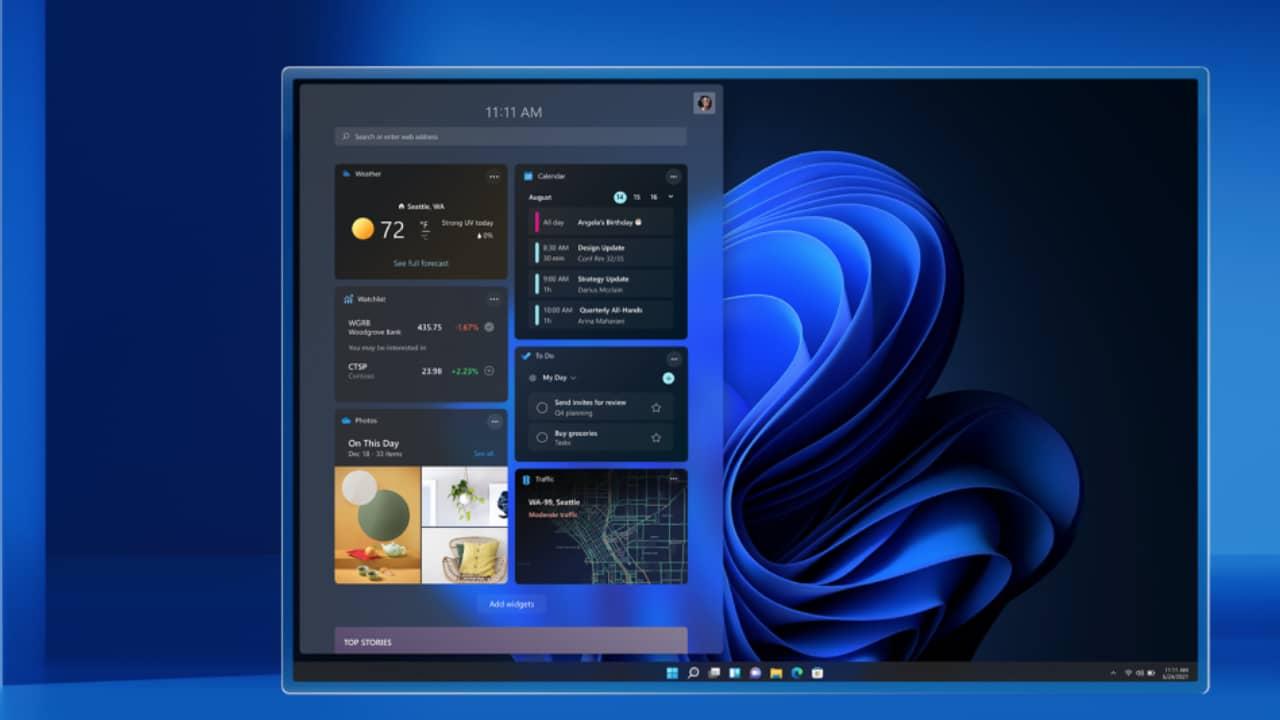 Windows 11 est disponible au téléchargement dans le canal bêta
