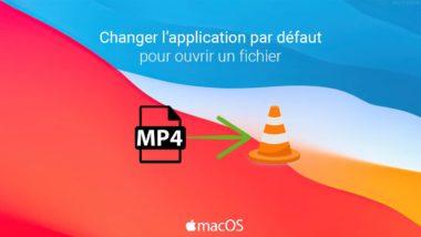 Changer application par défaut Mac