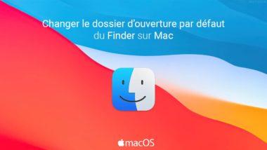 Changer le dossier par défaut du Finder sur Mac