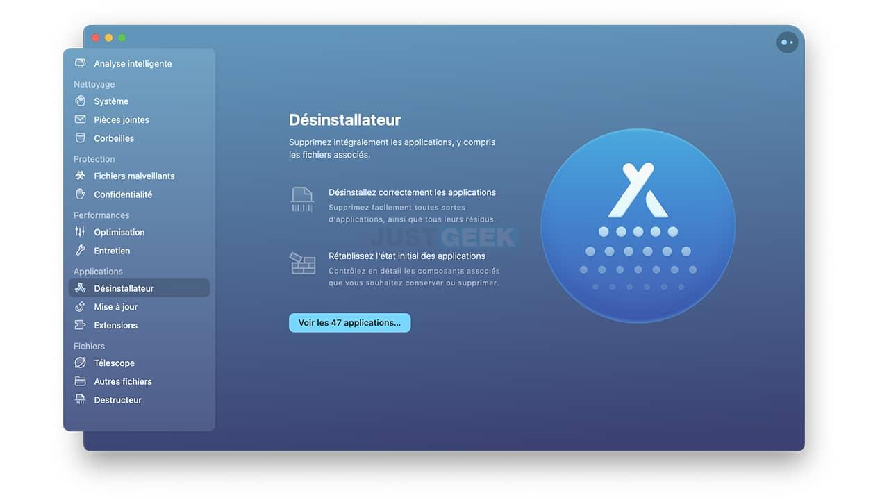 Supprimer complètement les applications de votre Mac avec CleanMyMac X