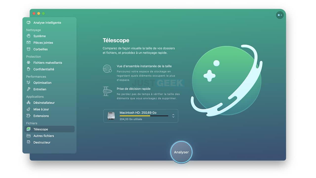 Découvrez les fichiers et dossiers volumineux sur votre Mac