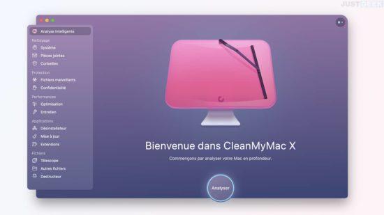 Nettoyer son Mac avec le logiciel CleanMyMac X