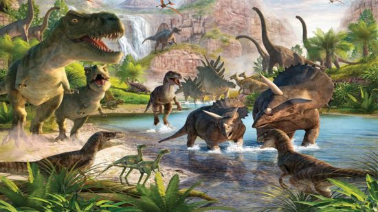 Explications sur la disparition des dinosaures