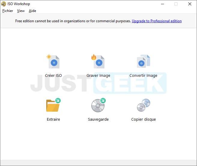 Gérer vos images ISO avec le logiciel gratuit ISO Workshop