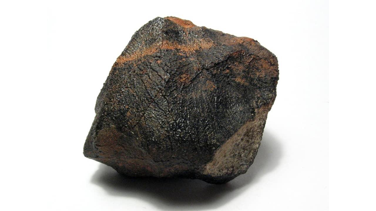Météorite pierreuse