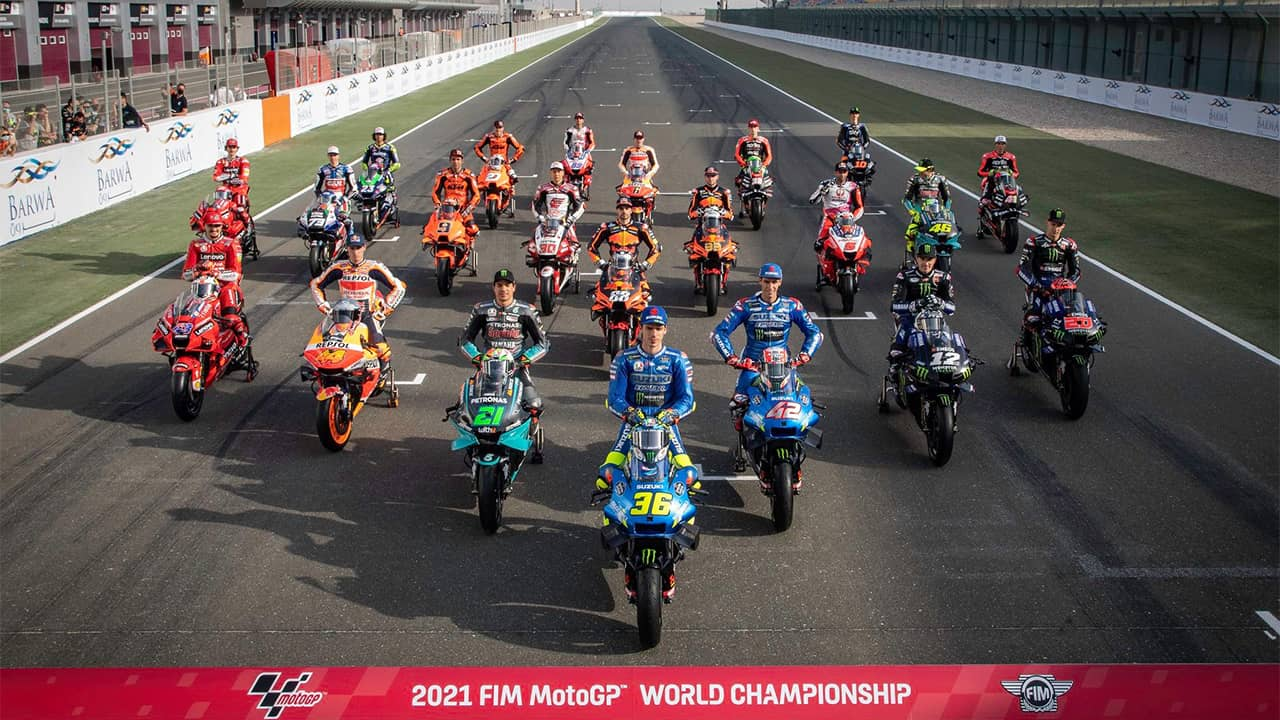 MotoGP streaming gratuit