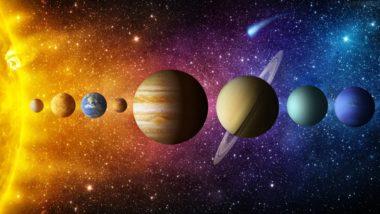 Planètes du système solaire