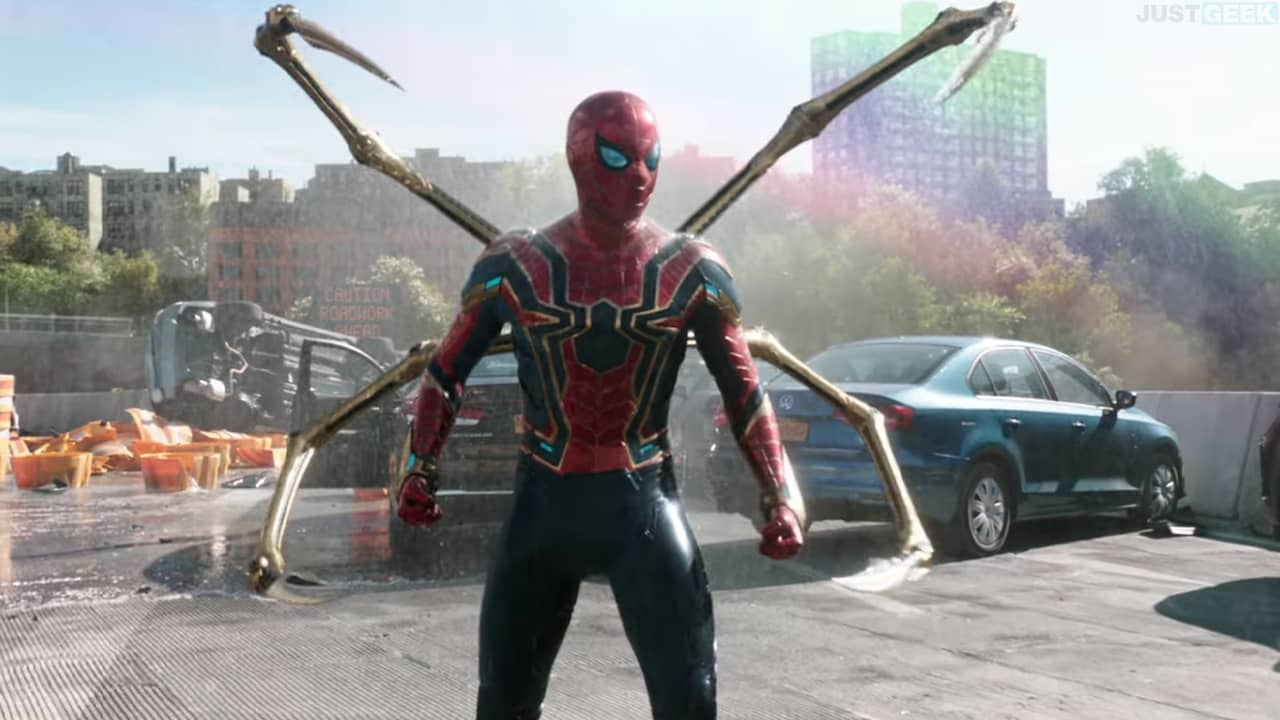 Bande-annonce officielle Spider-Man : No Way Home