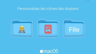 Personnaliser les dossiers sous macOS avec Tager