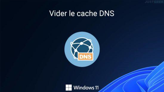 Vider le cache DNS dans Windows 11