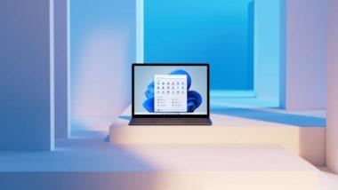 Date de sortie officielle de Windows 11
