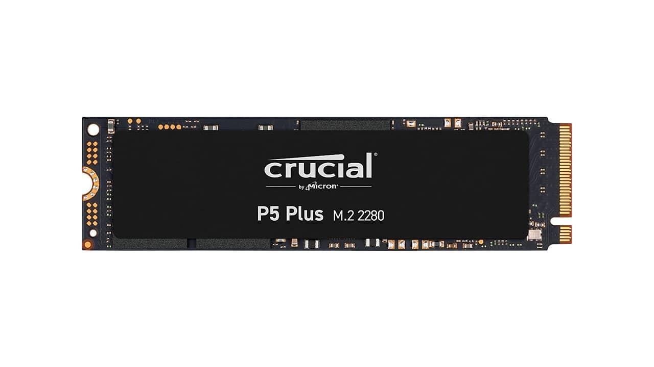 Crucial P5 Plus SSD M.2 2280