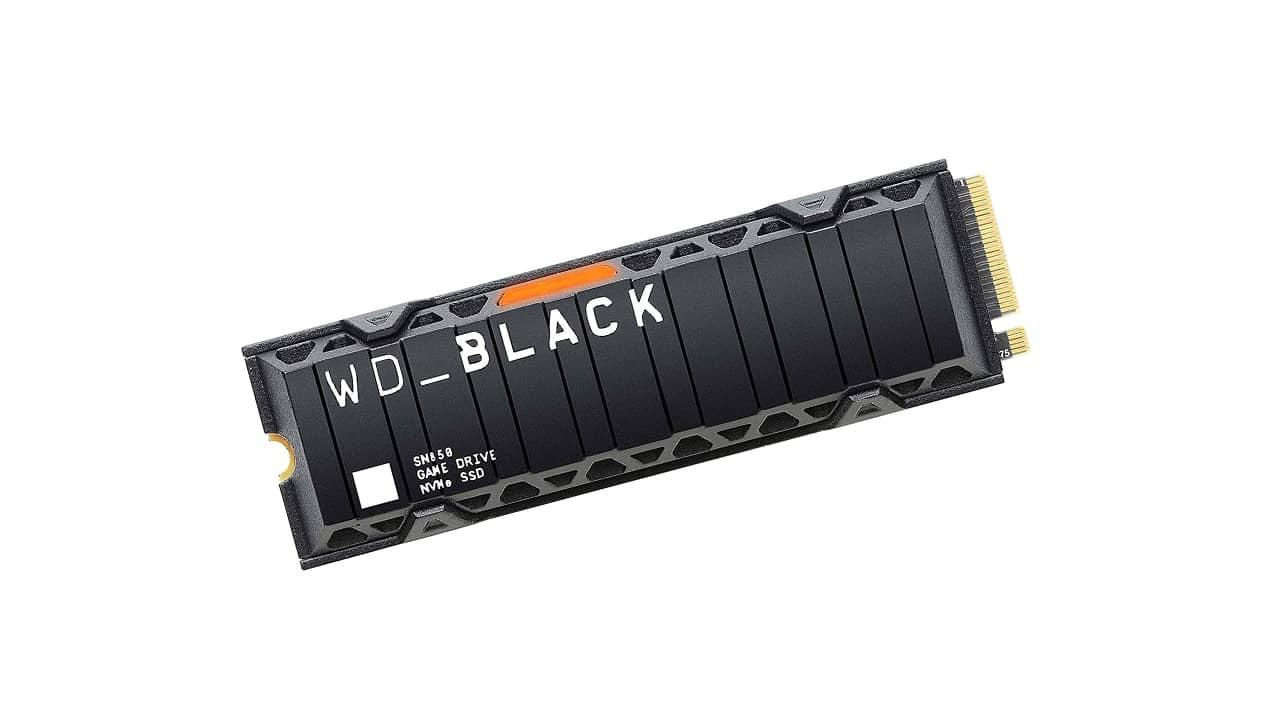 Western Digital SSD WD Black SN850