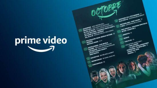 Amazon Prime Video : les nouveaux films et séries à voir en octobre 2021