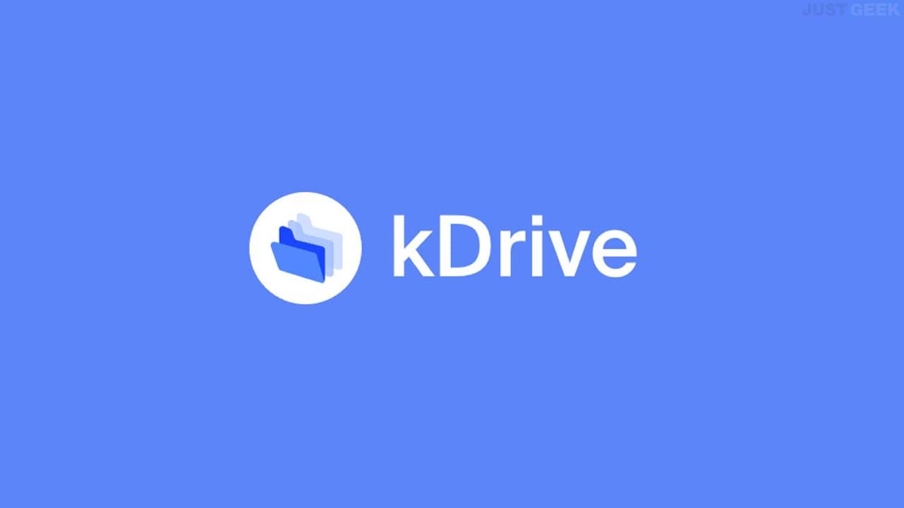 kDrive logo
