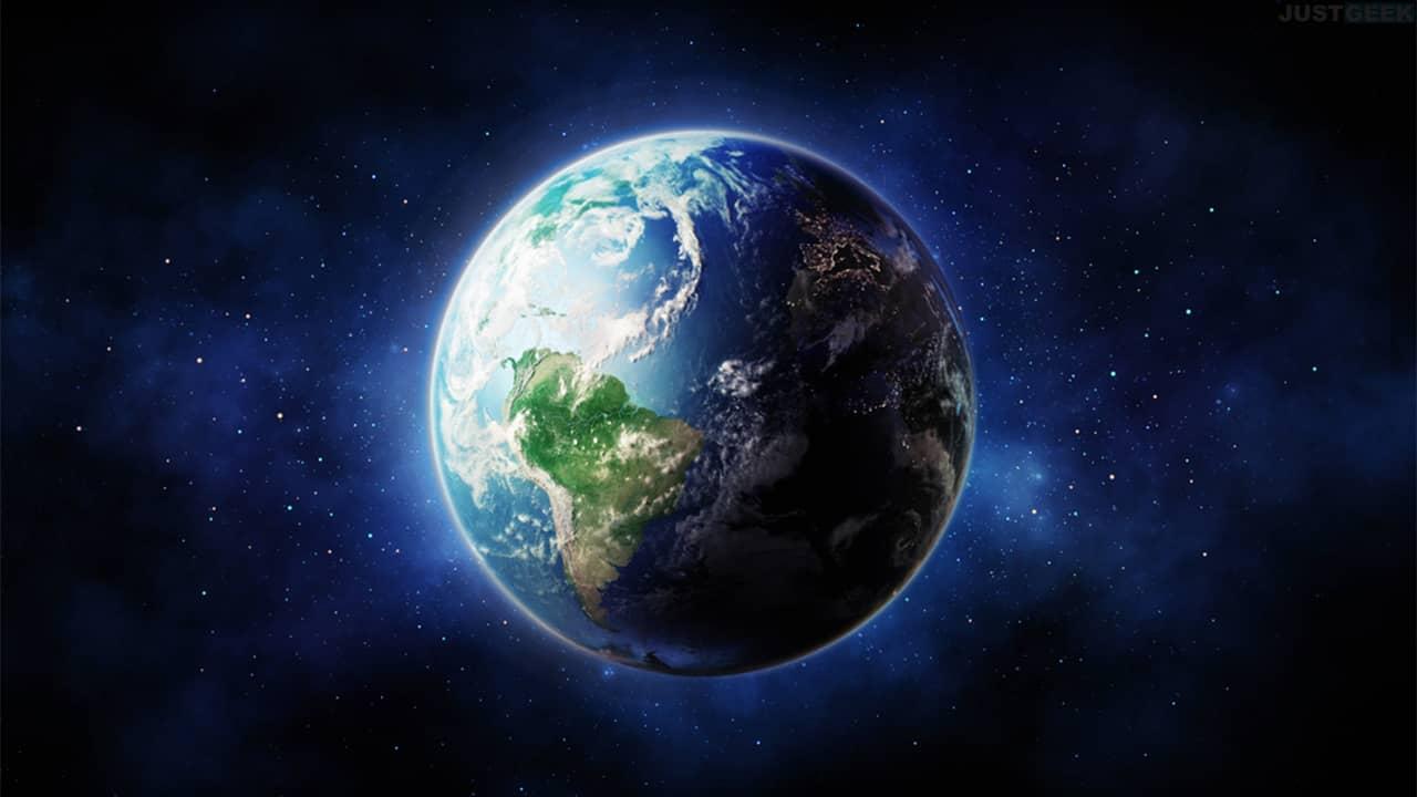 Vitesse de déplacement de la planète Terre