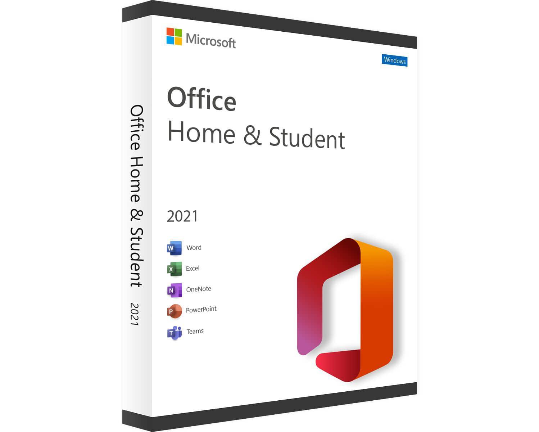 ISO Office 2021 Famille et Étudiant