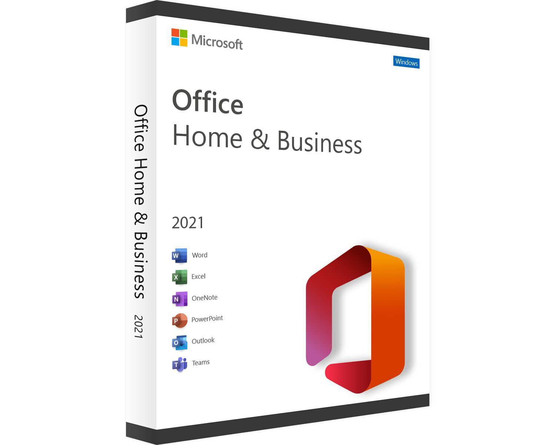 ISO Office 2021 Famille et Petite Entreprise