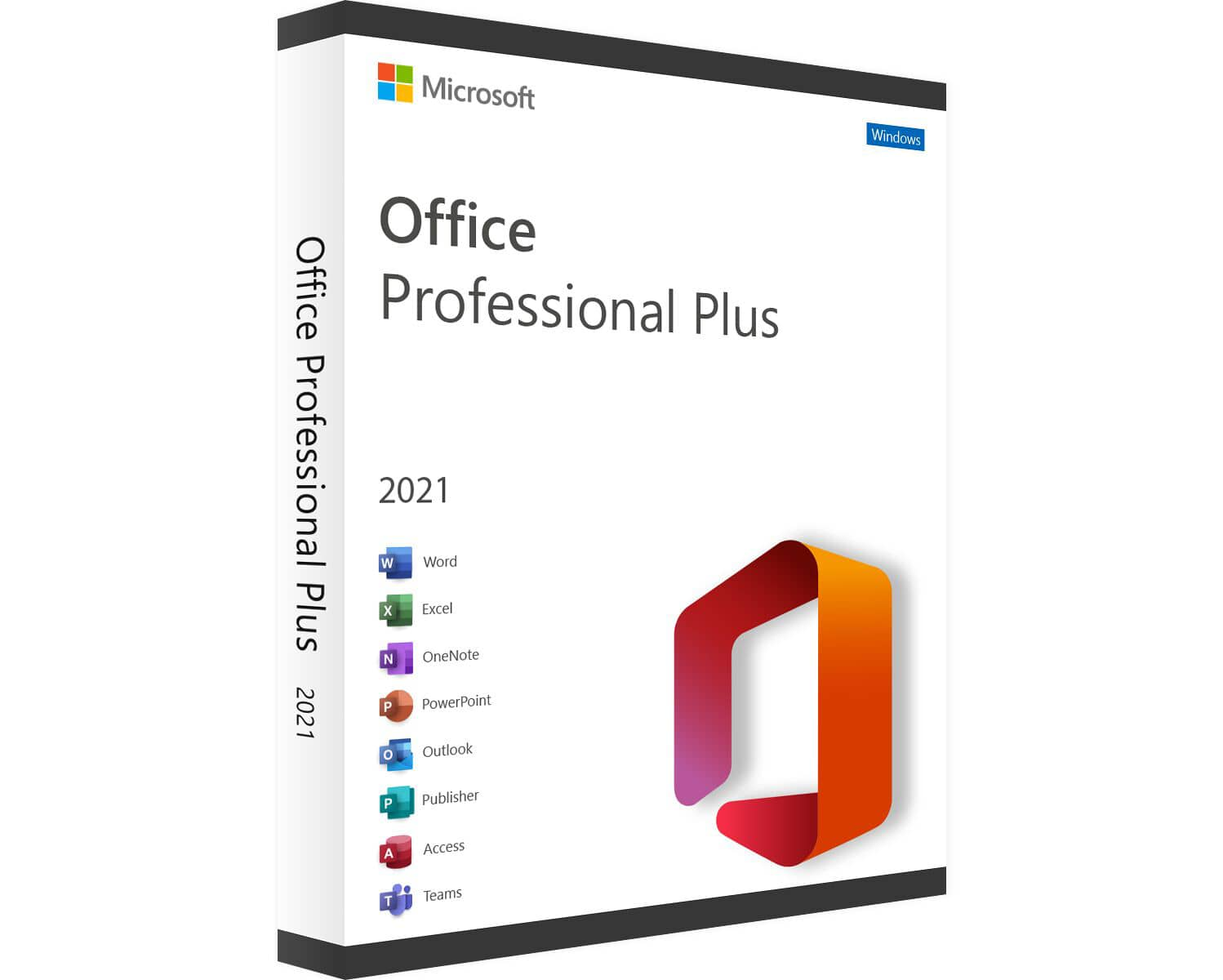 ISO Office 2021 Professionnel Plus