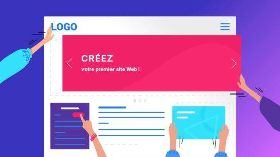 Créer son propre site Web sans aucune connaissance