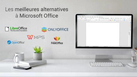 Les meilleures alternatives gratuites à Microsoft Office