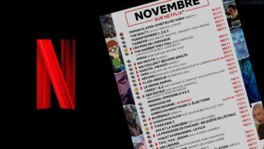 Netflix Novembre 2021 : découvrez le programme !