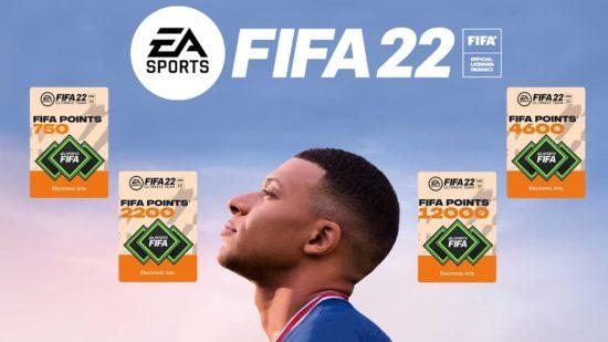 Points FUT pas cher FIFA 22