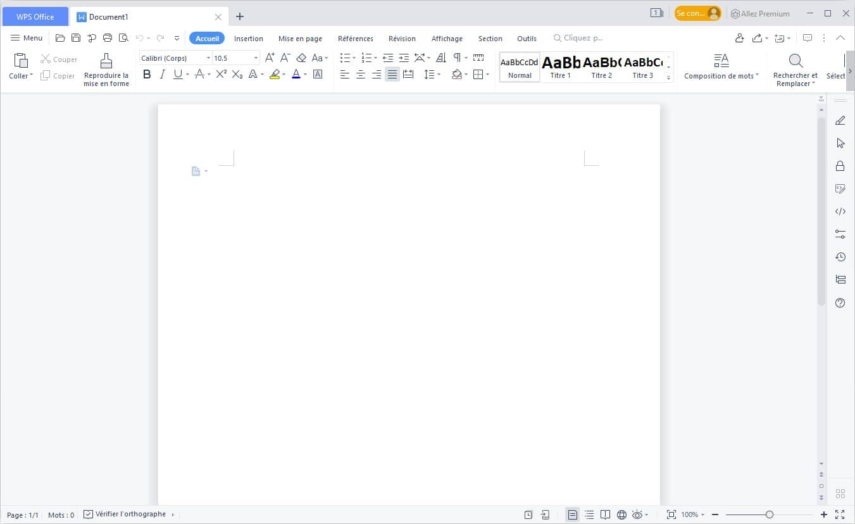 WPS Office Document